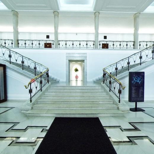 Sejm VR hol 3R Studio